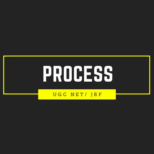 UGC NET EXAM PROCESS